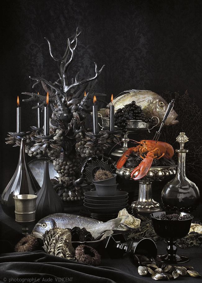 Photographie illustrant les tendances et inspirations pour l'univers de la maison réalisée par Aude Vincent pour Elizabeth Leriche.