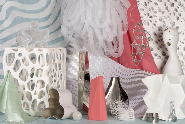 Photographie d'une Nature Morte de tendances pour les industriels de la joaillerie thème Visionnaire.