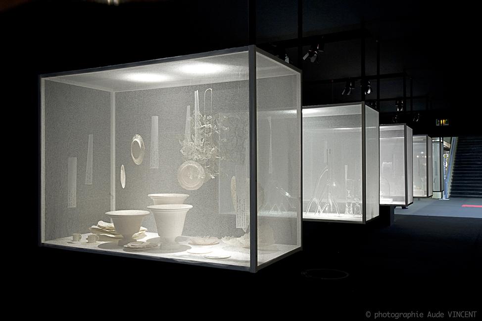 Scénographie Delight by Elizabeth Leriche, photographiée par Aude VINCENT