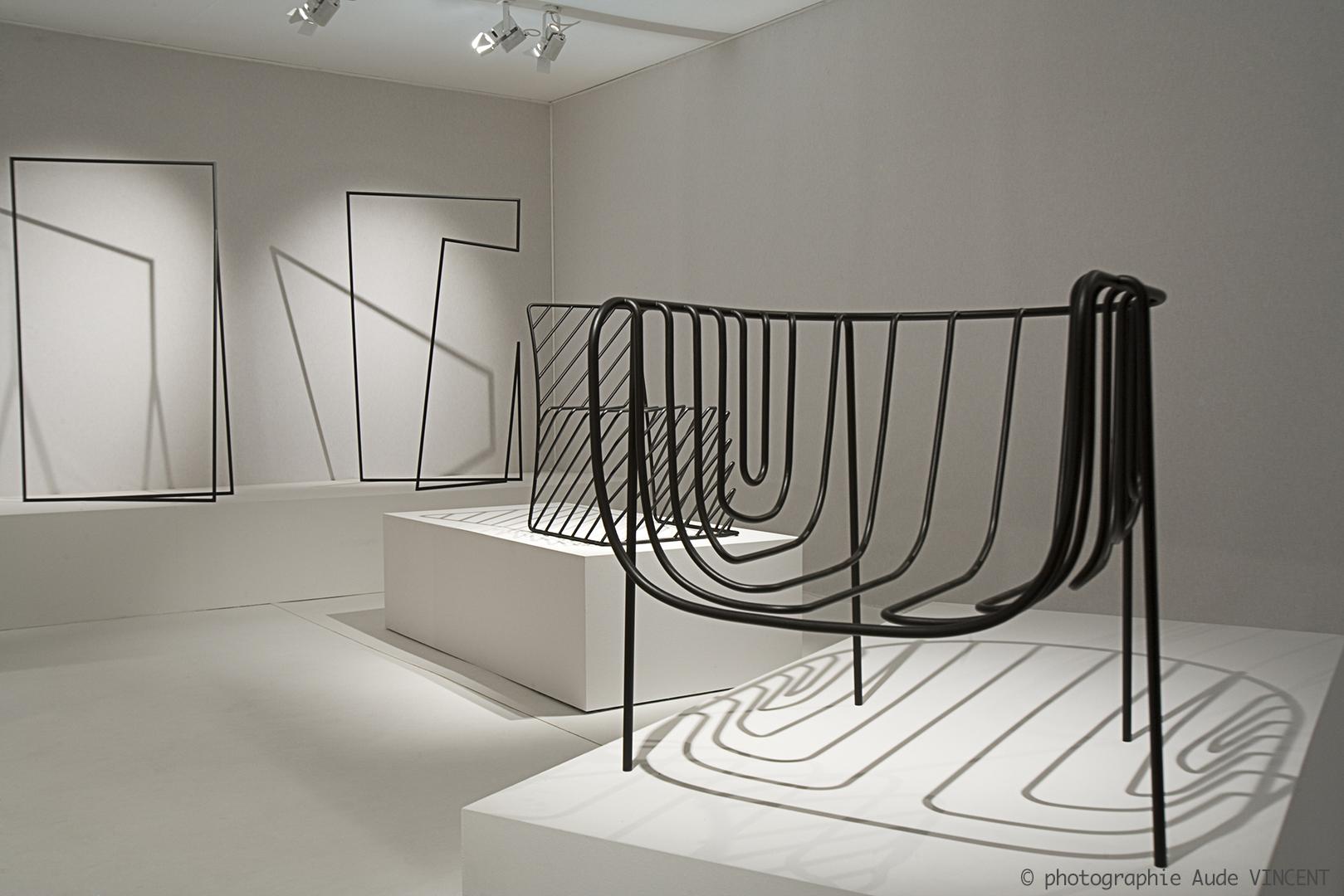 Photographie de l'espace tendance Haute Tension, concept & scénographie Elizabeth Leriche