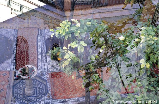 Photographie de la série Empreinte marocaine, un orient éternel.