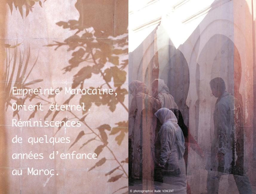 Empreinte marocaine